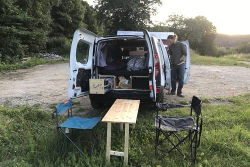 Wohnmobil mieten in Leipzig von privat | Renault Fitz