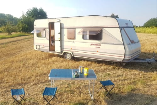 Wohnmobil mieten in Karlsruhe von privat | LMC Tiny Micha