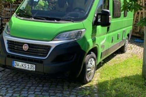 Wohnmobil mieten in Tharandt von privat | Forster  Frosch
