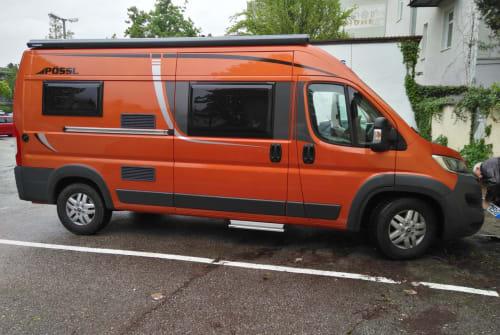 Wohnmobil mieten in Bad Reichenhall von privat | Pössl T(w)o WIN