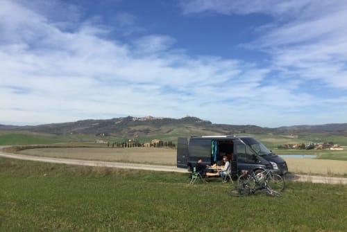 Wohnmobil mieten in Buchholz in der Nordheide von privat   Ford Pederson