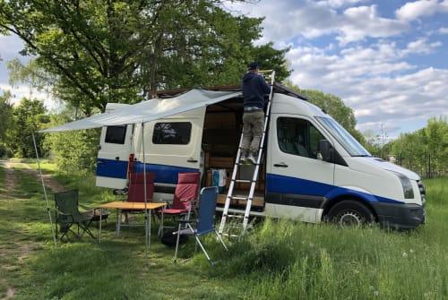 Wohnmobil mieten in Kassel von privat   VW Pippi