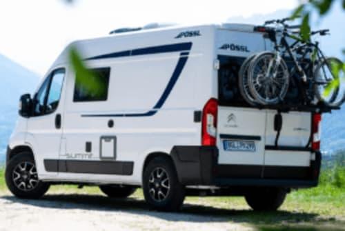 Wohnmobil mieten in Sachsenheim von privat | Pössl Camper 2 Win