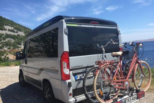 Wohnmobil mieten in Schulzendorf von privat   Hymer Lieschen- Neu!