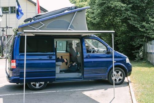 Wohnmobil mieten in Zwickau von privat | Volkswagen Cali