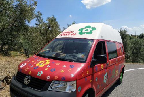 Wohnmobil mieten in Ottenhöfen im Schwarzwald von privat | VW  Julchen