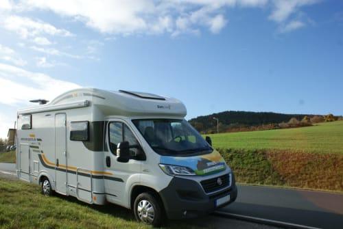Wohnmobil mieten in Jena von privat | SunLiving Fiat 45SP Rocky
