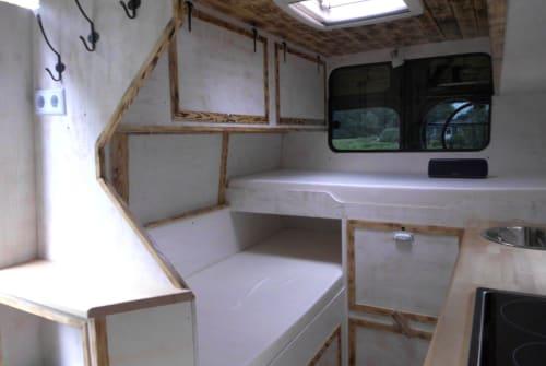 Wohnmobil mieten in Mittelstenahe von privat | Opel Nature Boy