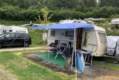 Wohnmobil mieten in Südeichsfeld von privat | Tabbert Tom