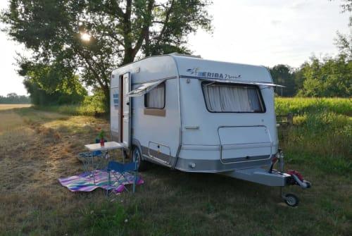 Wohnmobil mieten in Karlsruhe von privat | Hymer Campi