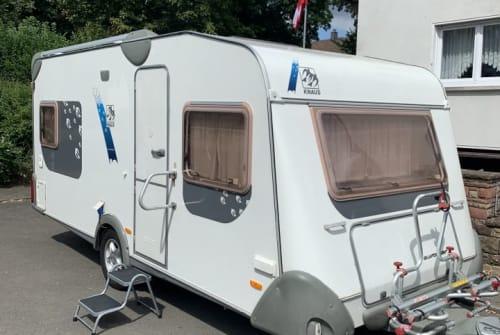 Wohnmobil mieten in Kaiserslautern von privat   Knaus  Brasileiro