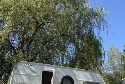 Wohnmobil mieten in Landsberg am Lech von privat | TEC Caravan Travelbird