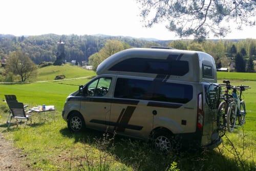 Wohnmobil mieten in Erlangen von privat | Ford Paulchen