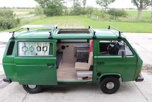 Wohnmobil mieten in Sankt Michaelisdonn von privat | VW T3 VW T3 Anton