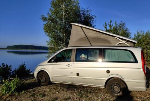 Wohnmobil mieten in Berlin von privat | Mercedes Artaban