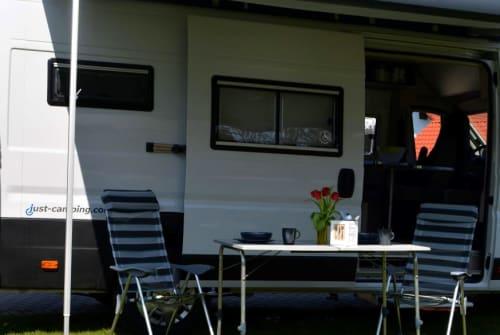 Wohnmobil mieten in Goldkronach von privat | Fiat JC-3001