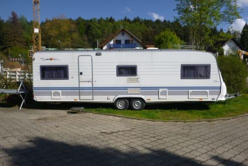 Wohnmobil mieten in Reichertshausen von privat | Hobby Hobby Prestige