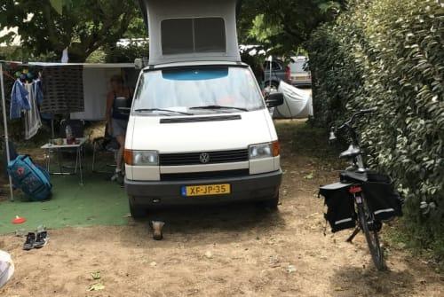 Wohnmobil mieten in Zwolle von privat | VW Surfvan