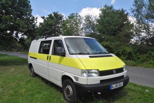 Wohnmobil mieten in Köln von privat | VW Rani