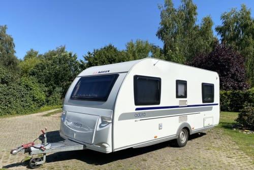 Wohnmobil mieten in Malchow von privat | ADRIA Müritzcamper