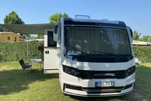 Wohnmobil mieten in Horb am Neckar von privat | Knaus Weinsberger Wohnmobil