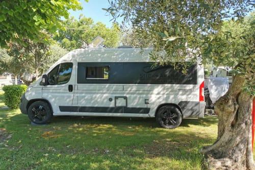 Wohnmobil mieten in Bad Tölz von privat | Hymercar Jean Jaques