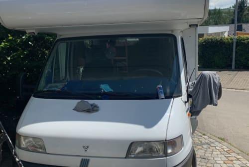 Wohnmobil mieten in Chemnitz von privat | bürstner RaD on Road