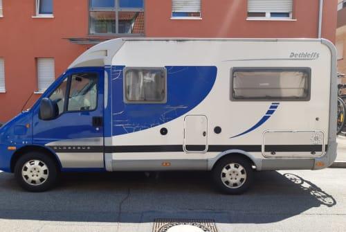 Wohnmobil mieten in Waiblingen von privat | Fiat 2.3 l Diesel Dethlef