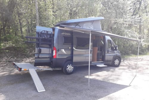 Wohnmobil mieten in Großostheim von privat | Pössl Joschi