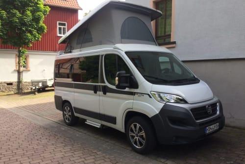 Wohnmobil mieten in Heidenheim an der Brenz von privat | Hymer Navarino
