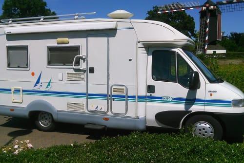 Wohnmobil mieten in Oirschot von privat | Fiat  Cristal