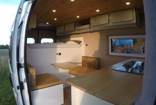 Wohnmobil mieten in Telgte von privat | Peugeot OC-901