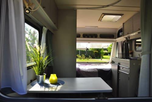Wohnmobil mieten in Dedemsvaart von privat | Delta Home from home