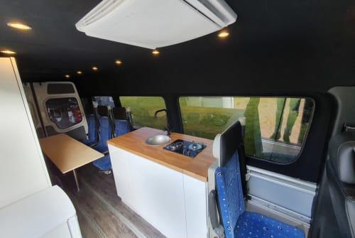 Wohnmobil mieten in Schellinkhout von privat | Mercedes Benz Luxe Sprinter