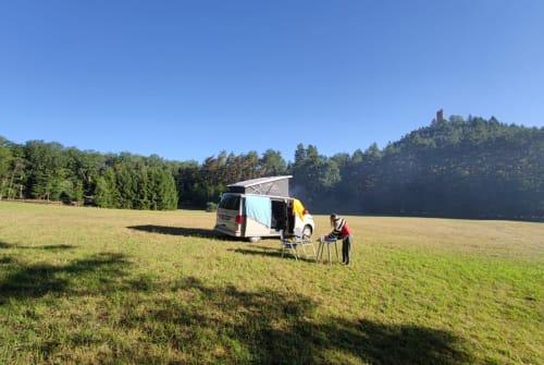 Wohnmobil mieten in Kirrweiler von privat | VW RoCa