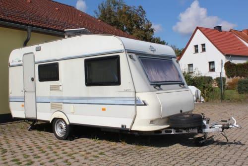 Wohnmobil mieten in Bad Tennstedt von privat | Hobby Hobby 440