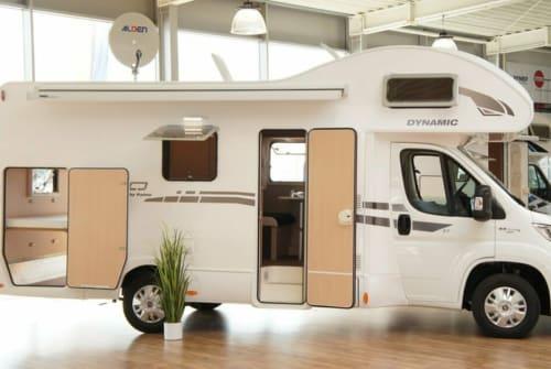 Wohnmobil mieten in Borsdorf von privat | Fiat  XGO Dynamic Brutus