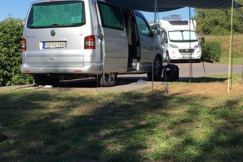 Wohnmobil mieten in Brilon von privat | VW Brunhilde