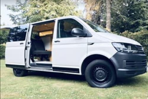Wohnmobil mieten in Hamburg von privat | VW Bis  Bernhardt