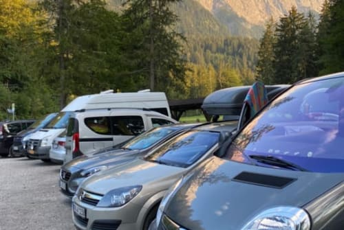 Wohnmobil mieten in Schwegenheim von privat | Opel Travellus