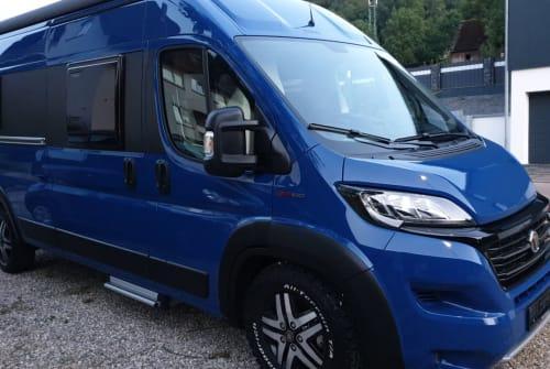 Wohnmobil mieten in Ettenheim von privat | Fiat Ducato TravelHeld