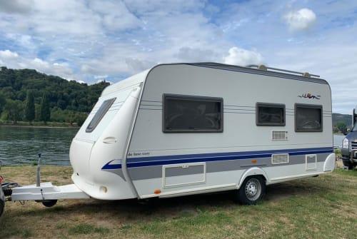 Wohnmobil mieten in Kaltenengers von privat   Hobby Wowa de Luxe