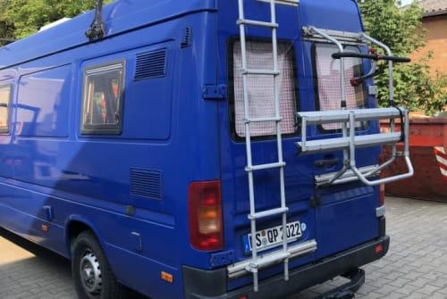 Wohnmobil mieten in Münster von privat   Volkswagen VW LT 2.8TDI
