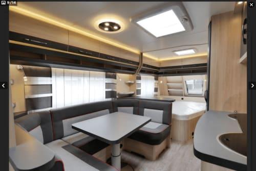 Wohnmobil mieten in Stuhr von privat | Hobby Dicke Berta