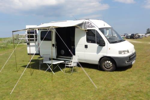 Wohnmobil mieten in Kiel von privat | Fiat Frederic