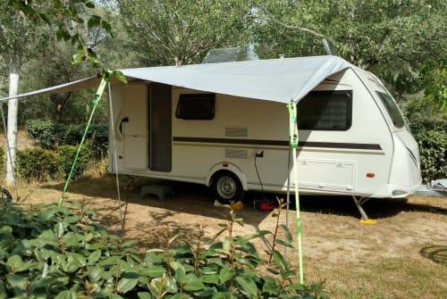 Wohnmobil mieten in Ingolstadt von privat | Weinsberg BOBO