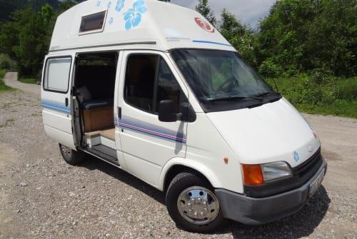 Wohnmobil mieten in Sonthofen von privat | Ford allgäucamper