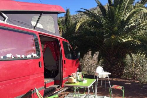 Wohnmobil mieten in Málaga von privat | Ford Ted