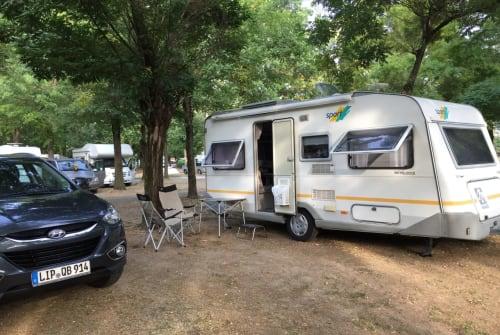 Wohnmobil mieten in Lage von privat | Knaus SuperKnäuschen