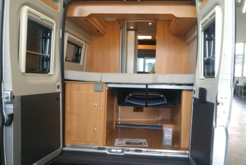 Wohnmobil mieten in Kaufbeuren von privat | Pössel SOHAMCamper